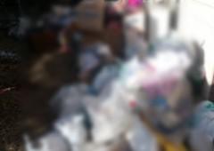 前橋市 1.5トンでの作業 不要品回収 ゴミ回収