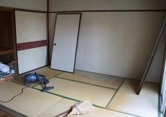 前橋市文京町 にて作業いたしました