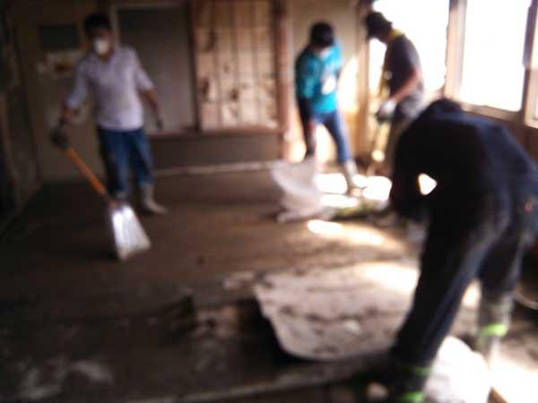 常総市 水害 ボランティア