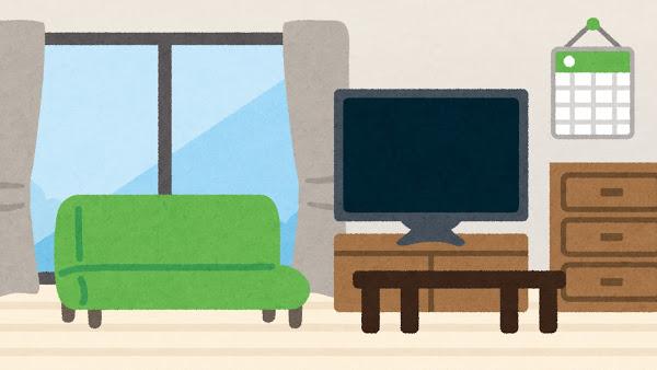 太田市 家の中の家具移動